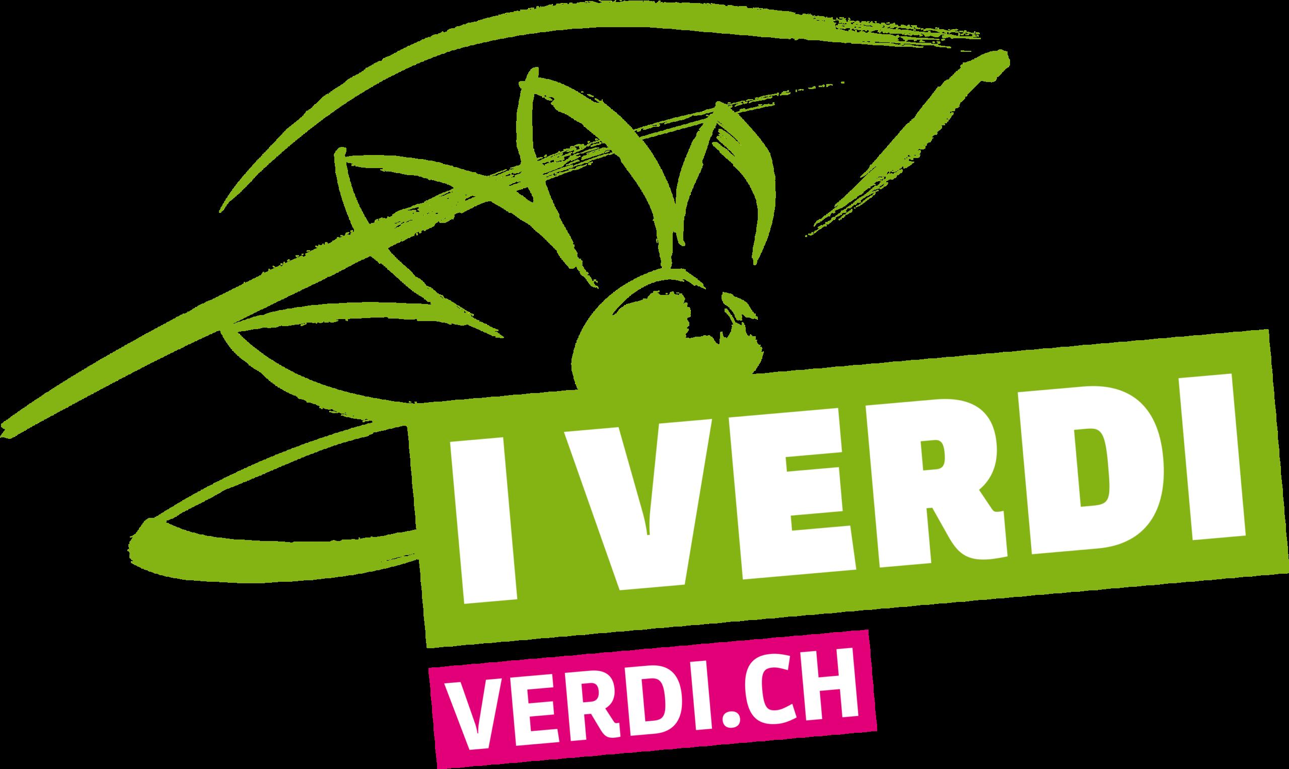 Logo I VERDI