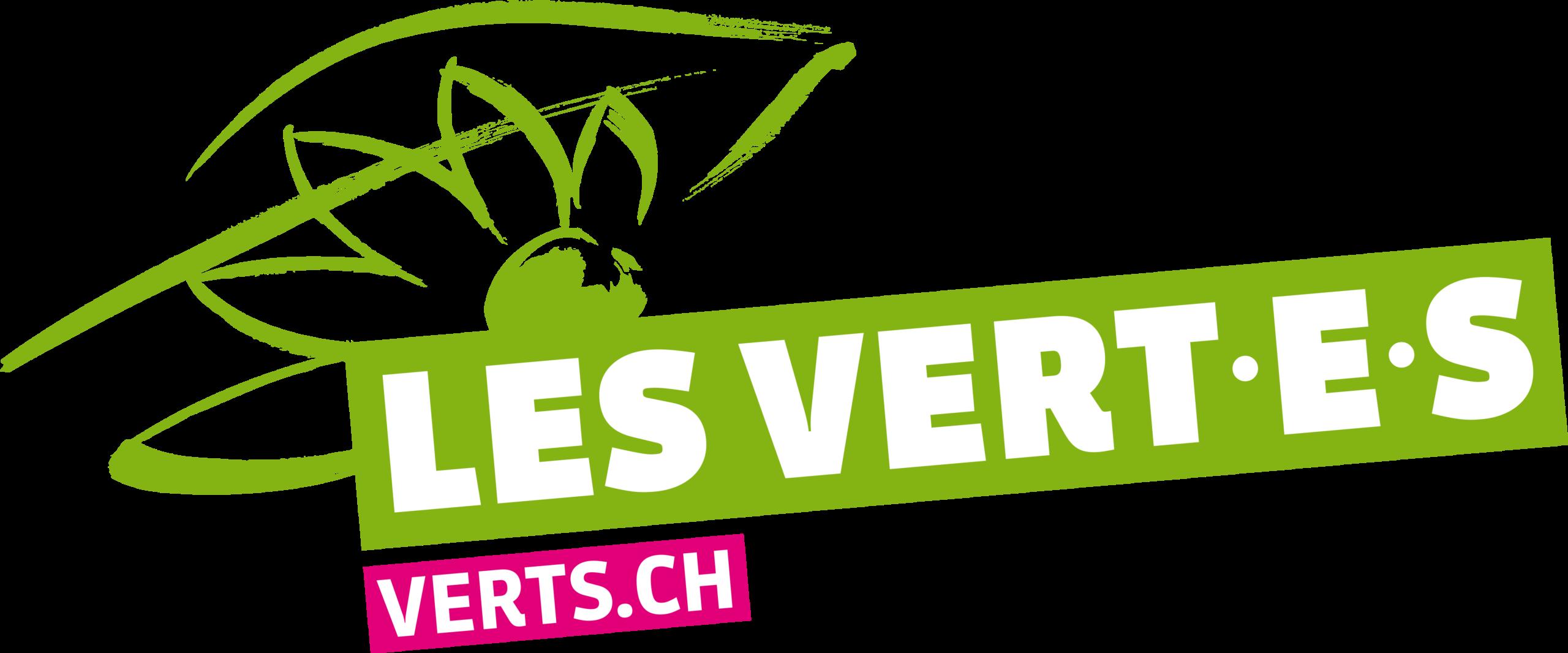 Logo les VERT-E-S